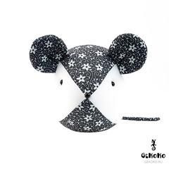 Подушка-игрушка антистресс Gekoko «Мышь в доме тишь» 2