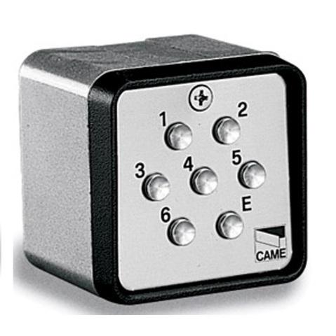 S7000 - Клавиатура кодонаборная проводная накладная, 7-кнопочная Came