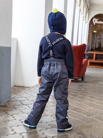 Утепленные брюки с мембраной