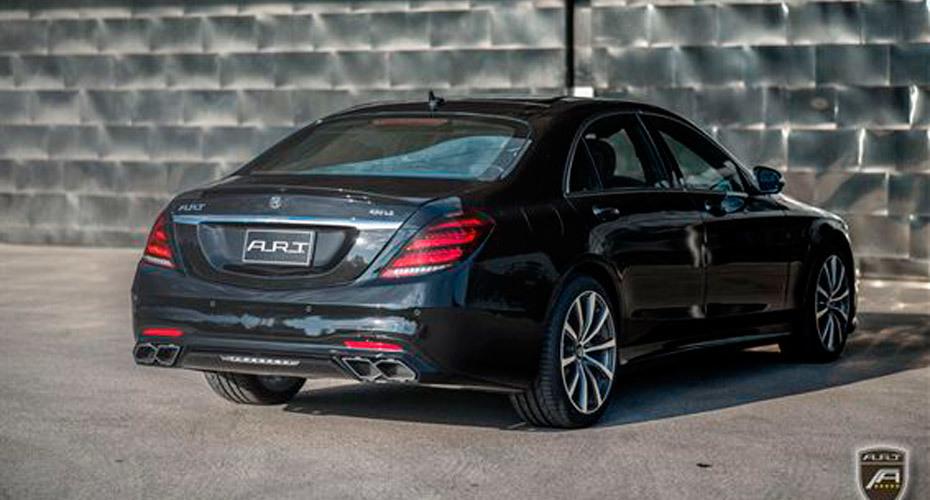 Обвес ART для Mercedes W222 рестайлинг