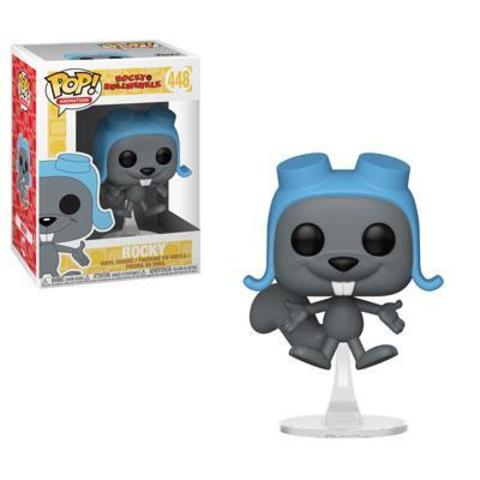 Фигурка Funko POP! Vinyl: Rocky&Bullwinkle: Flying Rocky