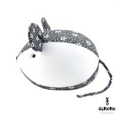 Подушка-игрушка антистресс Gekoko «Мышь в доме тишь» 3