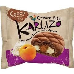 Karuzo Mascarpone Cream with Apricot Маскарпоне с абрикосом 62 гр
