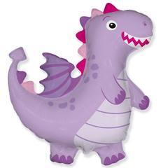 F Фигура, Дракон, Фиолетовый, 36