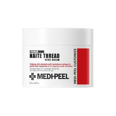 Medi-Peel Naite Thread Neck Cream подтягивающий крем для шеи с пептидным комплексом