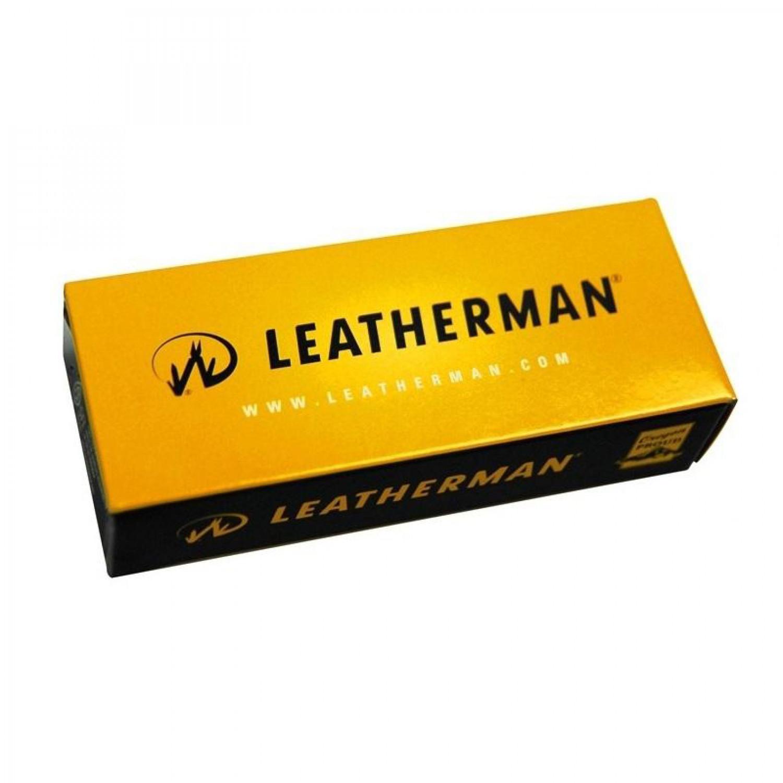 Мультитул Leatherman Wingman LE, 14 функций, серебристо-черный