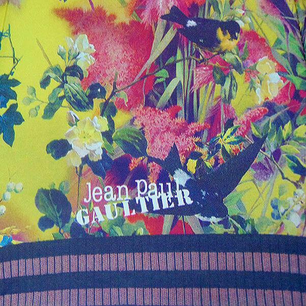 Зонт-трость JP Gaultier 1302 BIS-1 Oiseaux