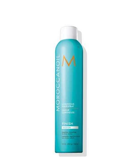 Лак для волос сияющий MOROCCANOIL 330 мл