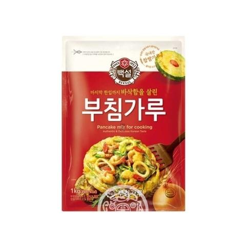 Сухая смесь для изготовления Pancake mix for Cooking 1 кг CJ Corp Корея