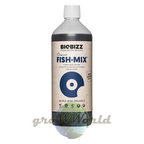 Органическое удобрение Fish-Mix от BioBizz