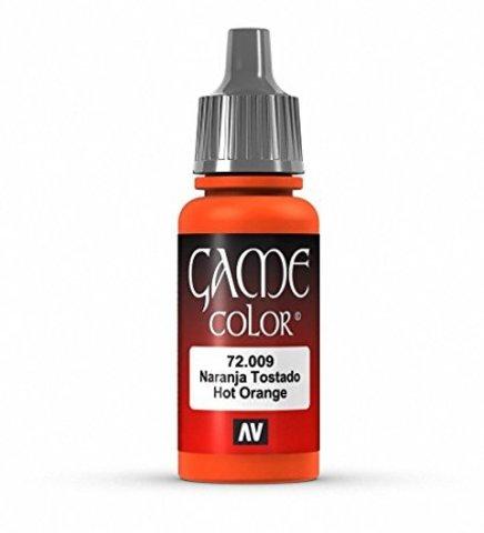 Game Color Hot Orange 17 ml.