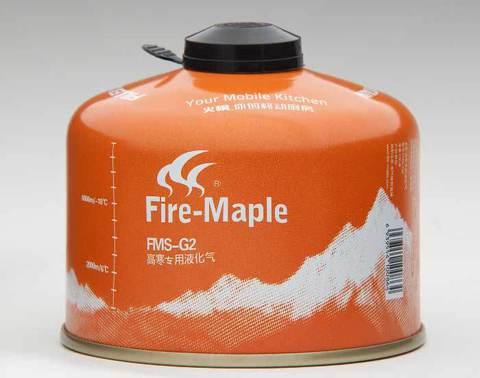 Картинка баллон Fire-Maple FMS-G2, 230 грамм, туристический  - 1