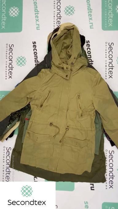 Куртки женские из Европы