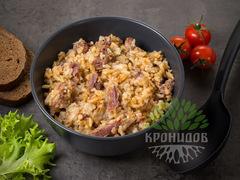 Туристическая еда Кронидов (Рис с говядиной) - 2