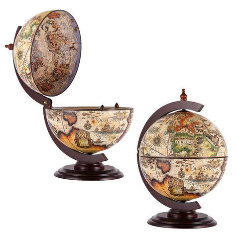 Глобус-бар настольный «Микеланджело»