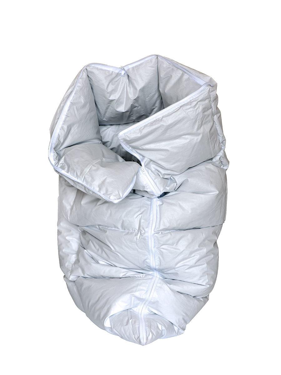 Joutsen конверт-одеяло для новорожденных 60х90 серое