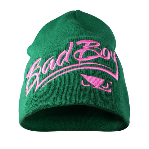 Шапка Bad Boy Embroidery Green