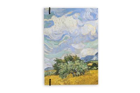 Скетчбук Manuscript Van Gogh 1889 – A5