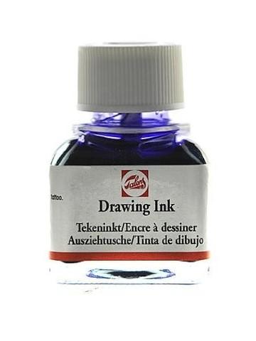 Тушь DRAWING INK банка 11 мл цв.№536, фиолетовая
