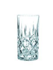 Набор из 4 высоких хрустальных стаканов Noblesse, 375 мл, фото 3