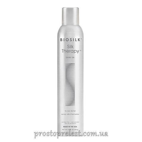 Biosilk Silk Therapy Shine On - Блеск