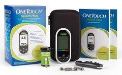 Глюкометр One Touch Селект Plus (Швейцария)