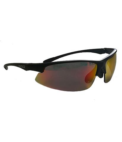 Спортивные очки KV+  VERTICAL радужные линзы