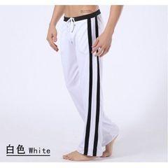 Штаны спортивные белые Wang Jiang 10