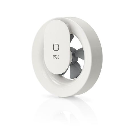 Вентилятор накладной PAX Norte с обратным клапаном (таймер, датчик влажности, программируемый, WiFi управление) Pax