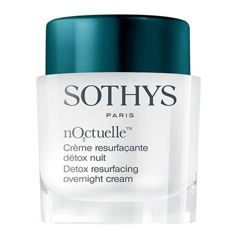 Sothys nO2ctuelle: Обновляющий ночной детокс крем для лица (Detox Resurfacing Overnight Cream)
