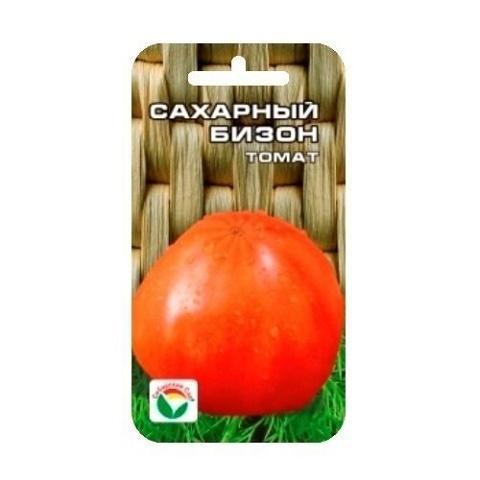 Сахарный бизон 20шт томат (Сиб сад)