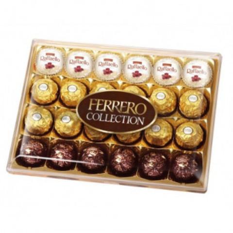 შოკოლადი Ferrero Roshe