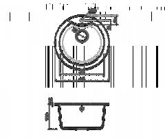 Схема Omoikiri Yasugata 48R-SA