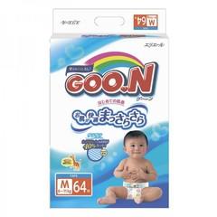 """Подгузники """"Goon"""" японские размер M (вес 6-11кг) 64шт"""