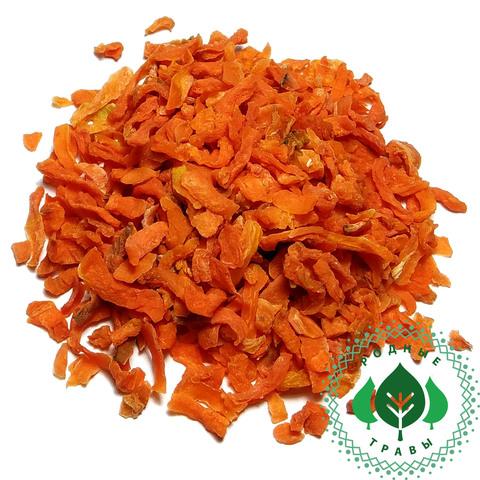 Морковь сушеная соломка