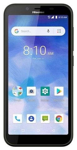 Смартфон Hisense F16 1/8GB серый