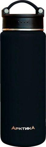Термос Арктика (0,53 литра) с узким горлом, черный