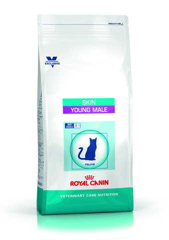 Royal Canin SKIN YOUNG MALE 400 гр.
