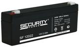 Аккумулятор Security Force SF 12022 ( 12V 2,2Ah / 12В 2,2Ач ) - фотография