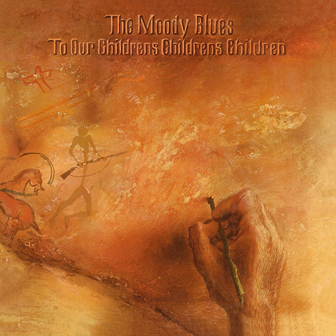 The Moody Blues / To Our Children's Children's Children (LP)