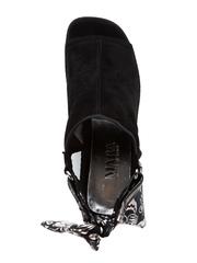 Босоножки Mara 102GELIA на устойчивом каблуке