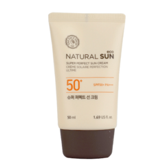 Солнцезащитное средство THE FACE SHOP Natural Eco Sun Super Perfect Sun Cream 80ml