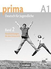 Prima  A1 (Band 2)  Handreichungen fuer den Unt...