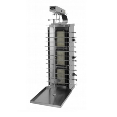 Шаверма-шашлычница (Шаурма) Ф3ШмГ  Grill Master (с мотором) газовая
