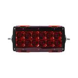 Светофильтр фары  6 красный ALO-AC6DR ALO-AC6DR фото-1