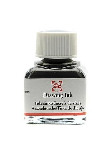 Тушь DRAWING INK банка 11 мл цв.№700, черная