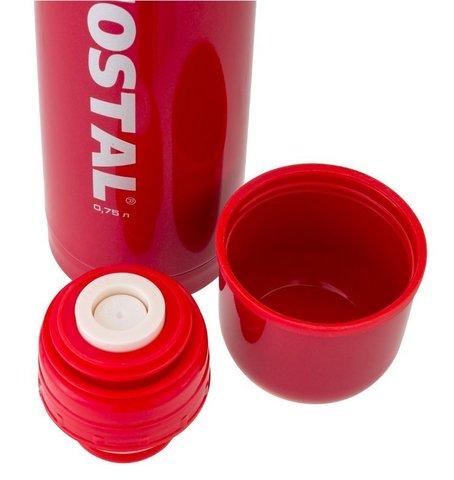 Термос Biostal Flër (0,75 литра), красный