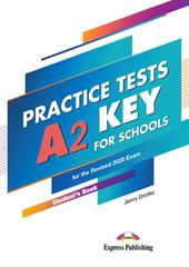 A2 Key for Schools Practice Tests Student's Book with Digibooks App - Книга для ученика с электронным приложением