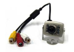 Мики камера JMK-309B черно-белая
