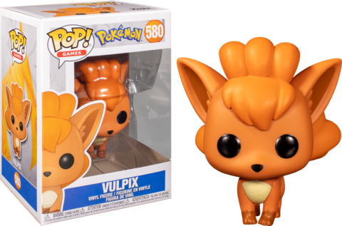 Фигурка Funko Pop! Games: Pokemon -  Vulpix